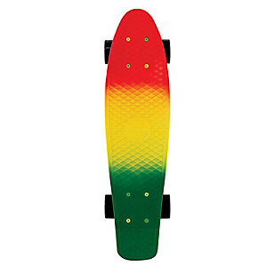 Skate 22 Rasta Fade