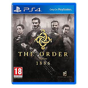 Videojuego para PS4 The Order 1886