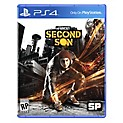 Videojuego inFAMOUS Second Son para PS4
