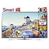 LED 75'' SUHD 4K Smart TV webOS 3.0 75UH8550