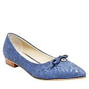 Zapatos Mujer Vestir Foresta Azul