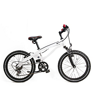 BMW Bicicleta Para Niños - Rojo