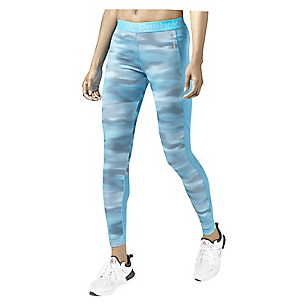 Pantalón Deportivo Mujer Wor All Camo