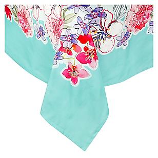 Mantel Flores 190 x 300 cm