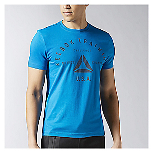 Polo Deportivo Stamp Graphic TEE