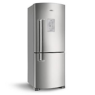 Refrigeradora 428 lt WRE50PKBPE Inox
