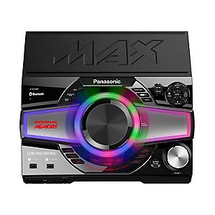 Minicomponente MAX9000 4000 W  Negro