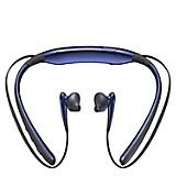 Audífono Bluetooth Level U Azul