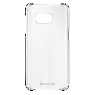 Clear Cover S7 Dorado