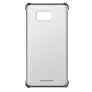 Clear Cover Galaxy Note 5 Azul