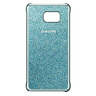 Glitter Cover Galaxy Note 5 Azul