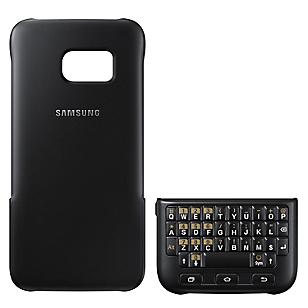 Teclado Cover Galaxy S7 Negro
