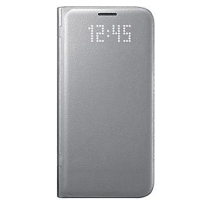 Estuche LED S7 Cover Silver