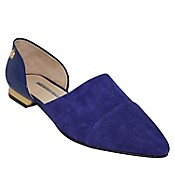 Zapatos Mujer Casual Azul