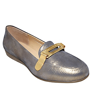 Zapatos Mujer Casual Oro