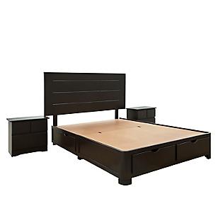 El Cisne Set Dormitorio Ren 2 Plazas