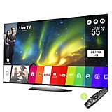 OLED 55'' OLED55B6  Ultra HD 4K Smart webOS 3.0