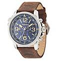 Reloj Análogo H Cue Campton Marrón