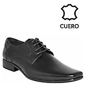 Zapato Rústico Negro