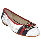 Zapato Casual 1cs8911 Blanco