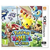Videojuego para 3DS Pokémon Rumble World