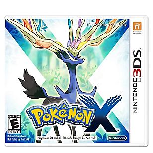 Videojuego para 3DS Pokémon X