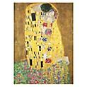 Rompecabezas Klimt El Beso 1000 Piezas