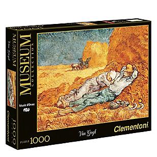 Rompecabezas Van Gogh La Siesta 1000 Piezas