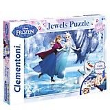 Rompecabezas Joyas Frozen 104 Piezas