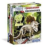 Rompecabezas Arqueojugando Triceratops