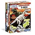 Rompecabezas Arqueojugando T Rex Fluor