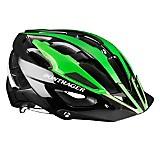 Casco para Montar Bicicleta Quantum Negro y Verde