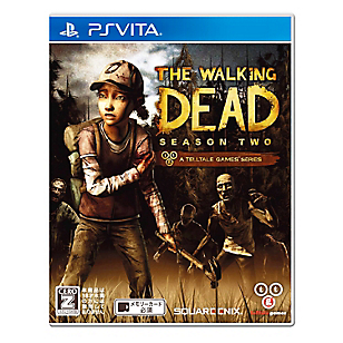 Videjuego para PS Vita The Walking Dead Seasons 2