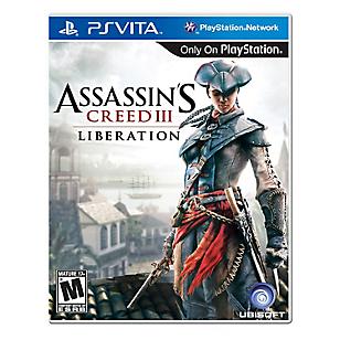 Videjuego para PS Vita Assassins Creed III Liberation