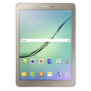 Samsung Tablet Tab S2 9.7 Dorada + Cover