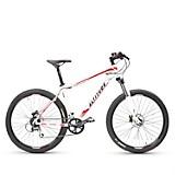 Bicicleta Fusión Disc Blanco