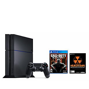 Consola PS4 500 GB Call of Duty Black Ops III + Control