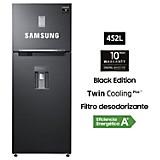 Refrigeradora 452 lt RT46K6631BS/PE Negro Inox