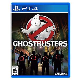 Videojuego para PS4 Ghostbusters