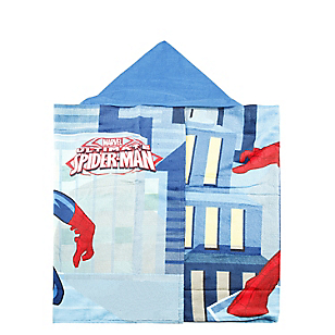 Toalla de baño con capucha Spider-Man