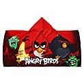 Toalla de baño con capucha Angry Birds