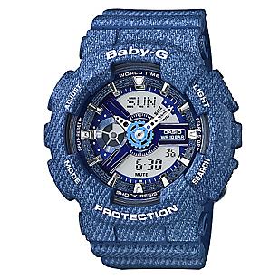 Reloj Resina Mujer BA-110DC-2A2