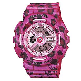 Reloj Resina Mujer BA-110LP-4A