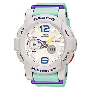 Reloj Resina Mujer BGA-180-3B
