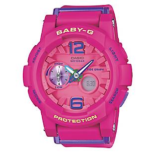 Reloj Resina Mujer BGA-180-4B3