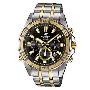 Reloj Acero Hombre EFR-534SG-1A