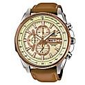 Reloj Cuero Hombre EFR-549L-7A