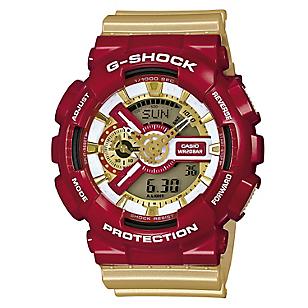 Reloj Resina Hombre GA-110CS-4A