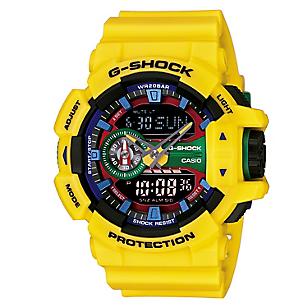 Reloj Hombre G-Shock Resina GA-400-9A