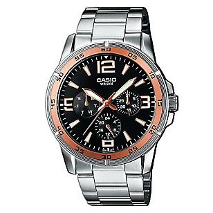 Reloj Acero Hombre MTP-1299D-1A